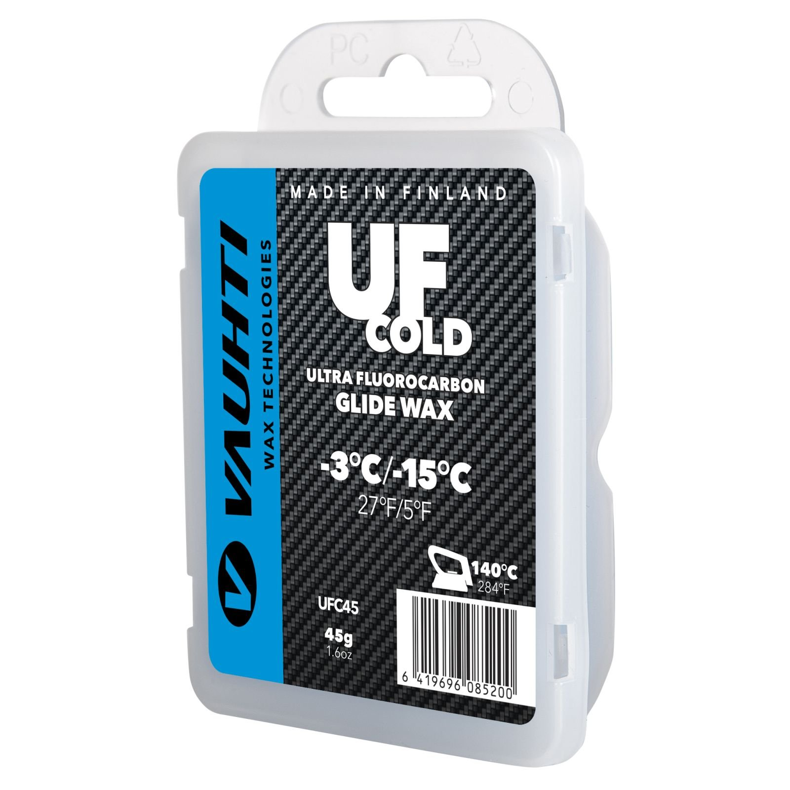 Vauhti Ultra Fluor Cold Glide Wax