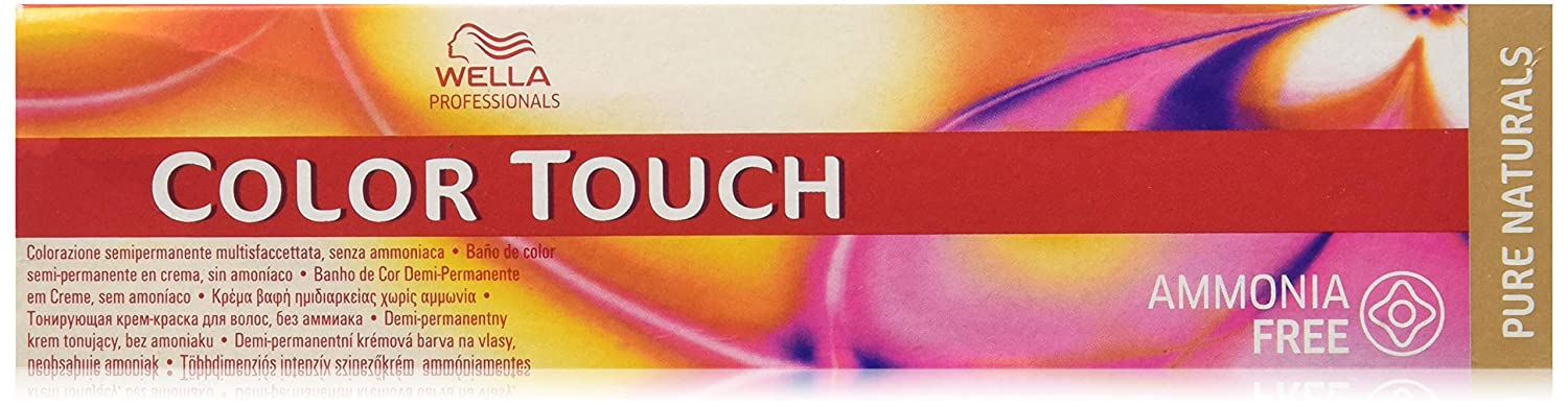 Wella Tinte Color Touch Pure Natural 4/0-60 ml