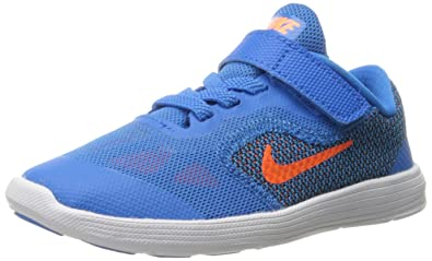 6142b0d6e08 Image Unavailable. Image not available for. Color  Nike Kids  Revolution 3 ( TDV) Running Shoe ...