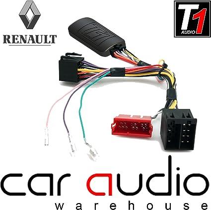 Laguna Interfaz de Control de Volante Adaptador Cable Renault Scenic