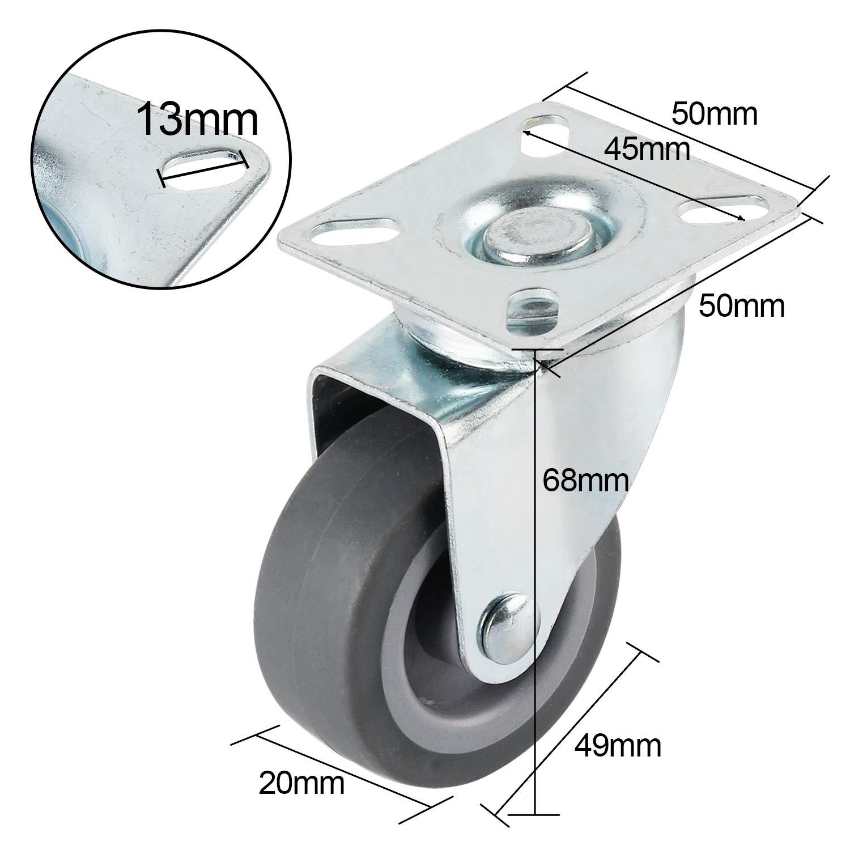 4,5 x 30 mm 200 Unidades Tornillo cincado claro SPAX