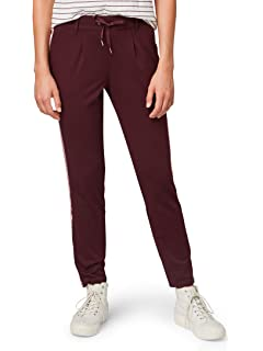 7038c7441b22 TOM TAILOR Denim für Frauen Hosen   Chino Jogginghose mit Struktur ...