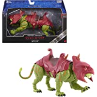 Masters of the Universe Masterverse Battle Cat, 14-in MOTU Battle Figure for Storytelling Play and Display, Gift for…
