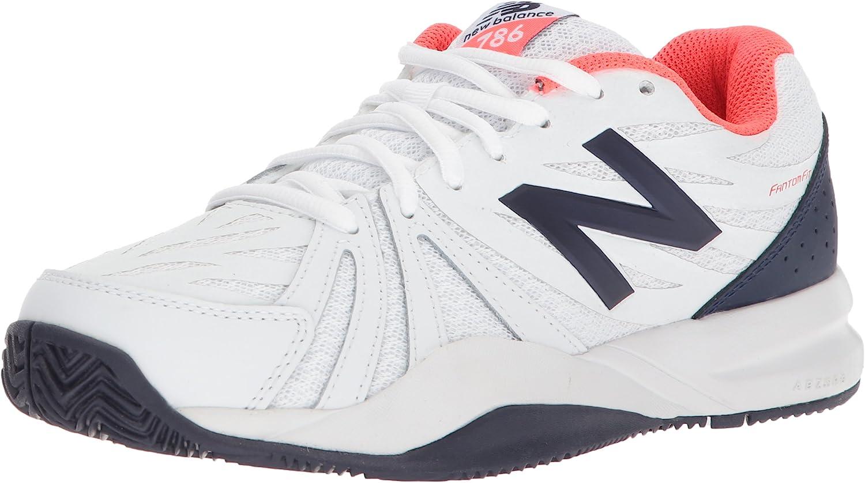 New Balance Women s 786v2 Tennis Shoe