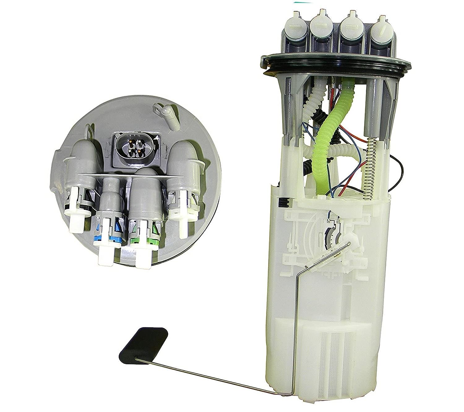 Land Rover Defender 2.5 TD5 IN TANK FUEL PUMP WFX000250 WQC000200