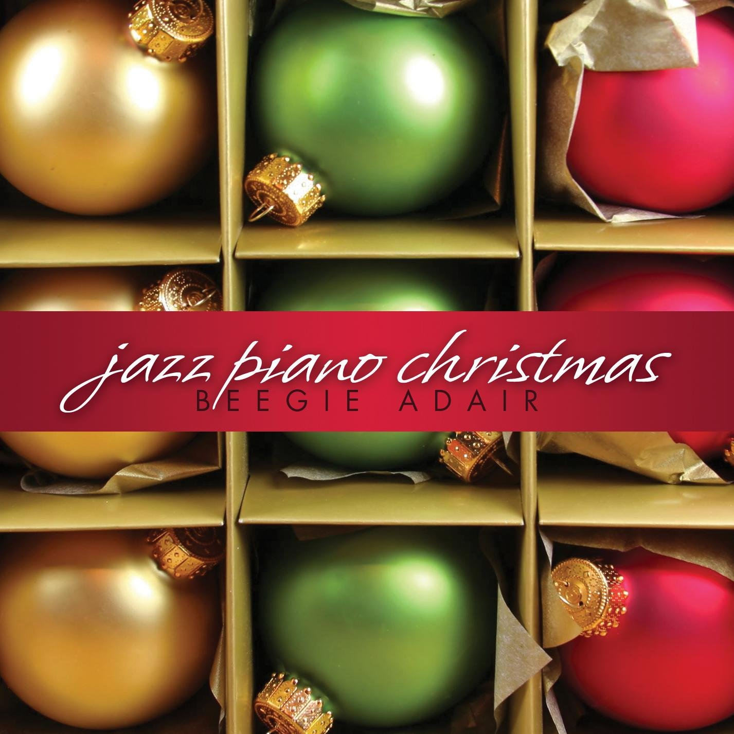 Jazz Piano Christmas by Spring Hill