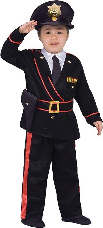 Vestito Carabiniere Bambino.Ciao Maresciallo Carabiniere Costume Bambino Taglia 4 6 Anni Nero Amazon It Giochi E Giocattoli