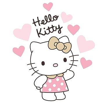 Amazon.com: Bedtime Originals hello kitty Luv apliques de ...