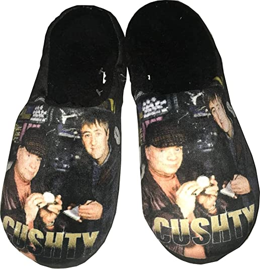 Official Only Fools and Horses Cushty Slippers