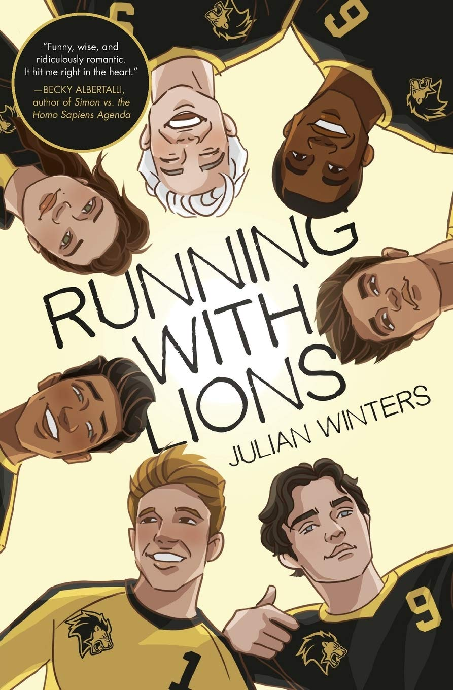 Running with Lions: Amazon.co.uk: Julian Winters: Books