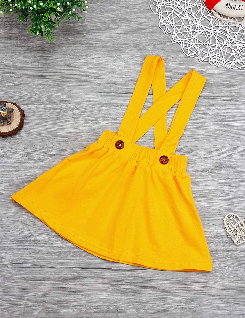 Toddler Baby Girl Summer Casual Dress Flower Ruffled Short-Sleeved Pleated Patchwork Shirt with Headwear Top Wear 3PCS