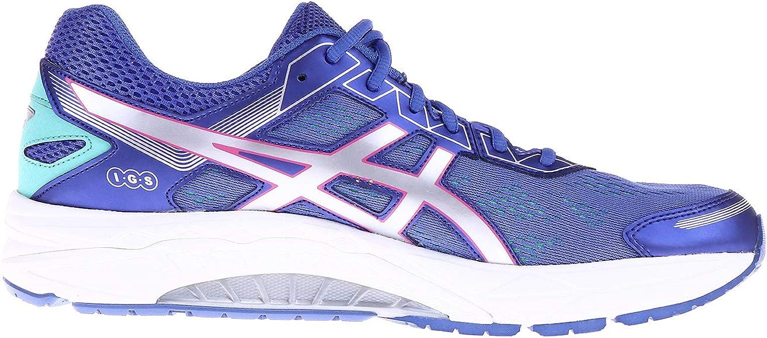 Asics T5G7N3293 - Zapatillas de deporte para mujer, gel Fortitude 7, color rosa y morado, color Multicolor, talla 46 EU: Amazon.es: Zapatos y complementos