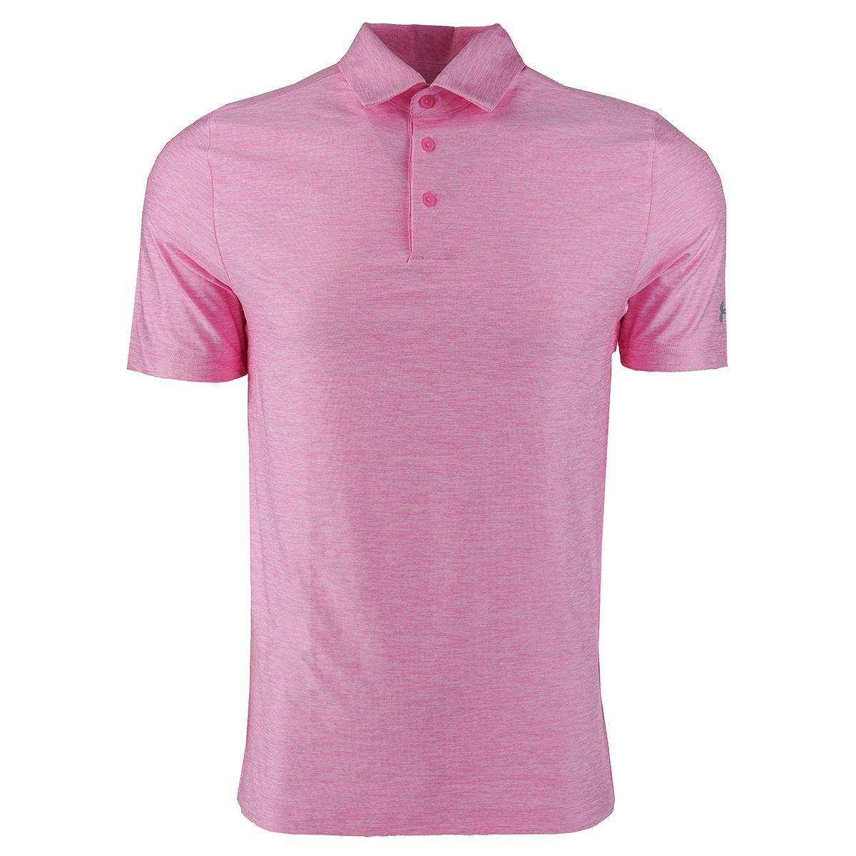 Under Armour - Polo Térmico Elevado - Rosado - Large: Amazon.es ...