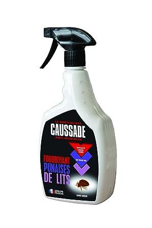 Caussade Capupal1 Anti Punaises De Lits Foudroyant Pret A L Emploi