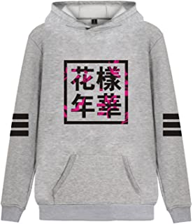 BTS SUGA Young Forever Sweater Rundhals weiß XL Pullover & Sweaters