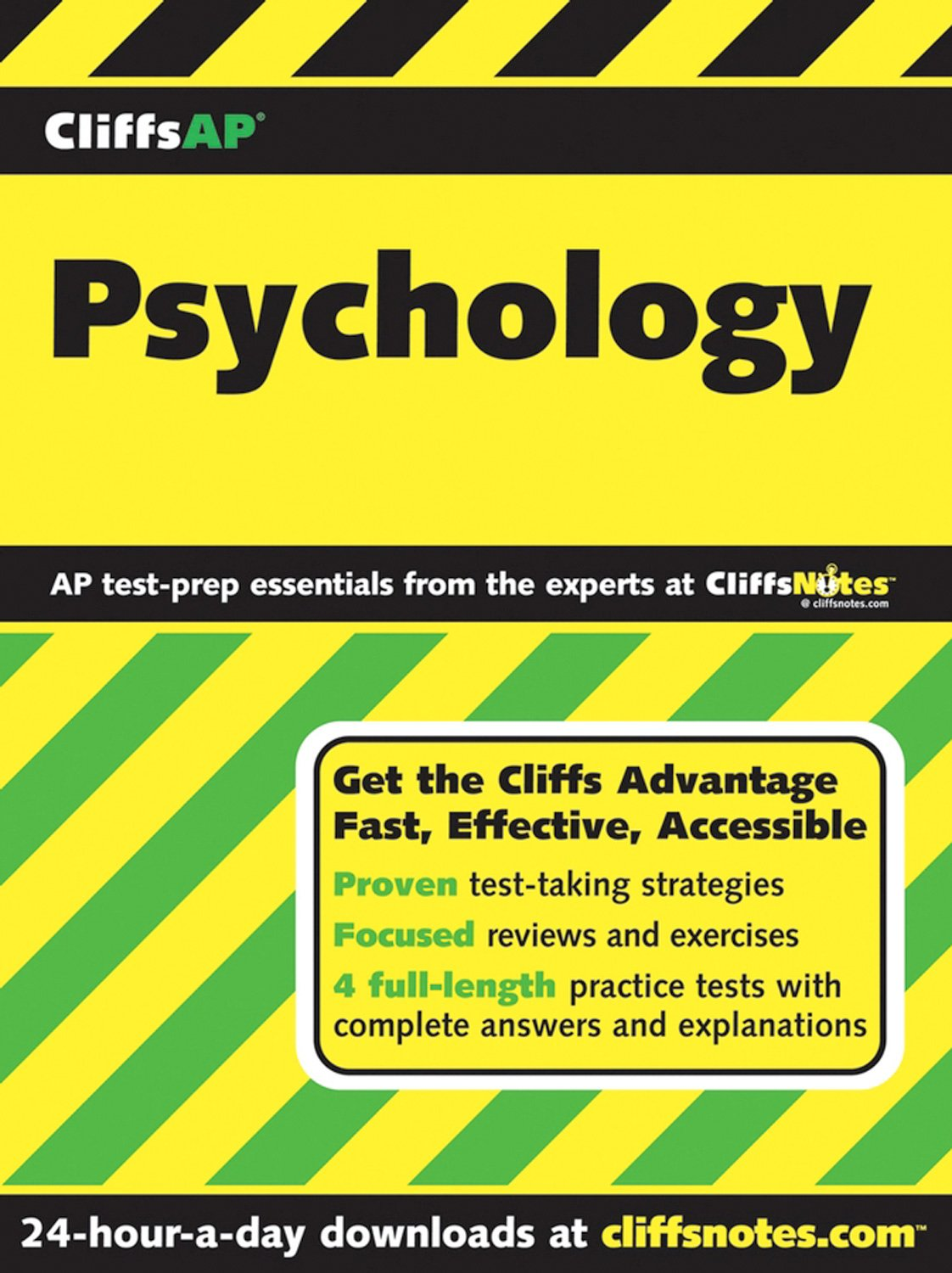 Buy CliffsAP® Psychology Book Online at Low Prices in India ...