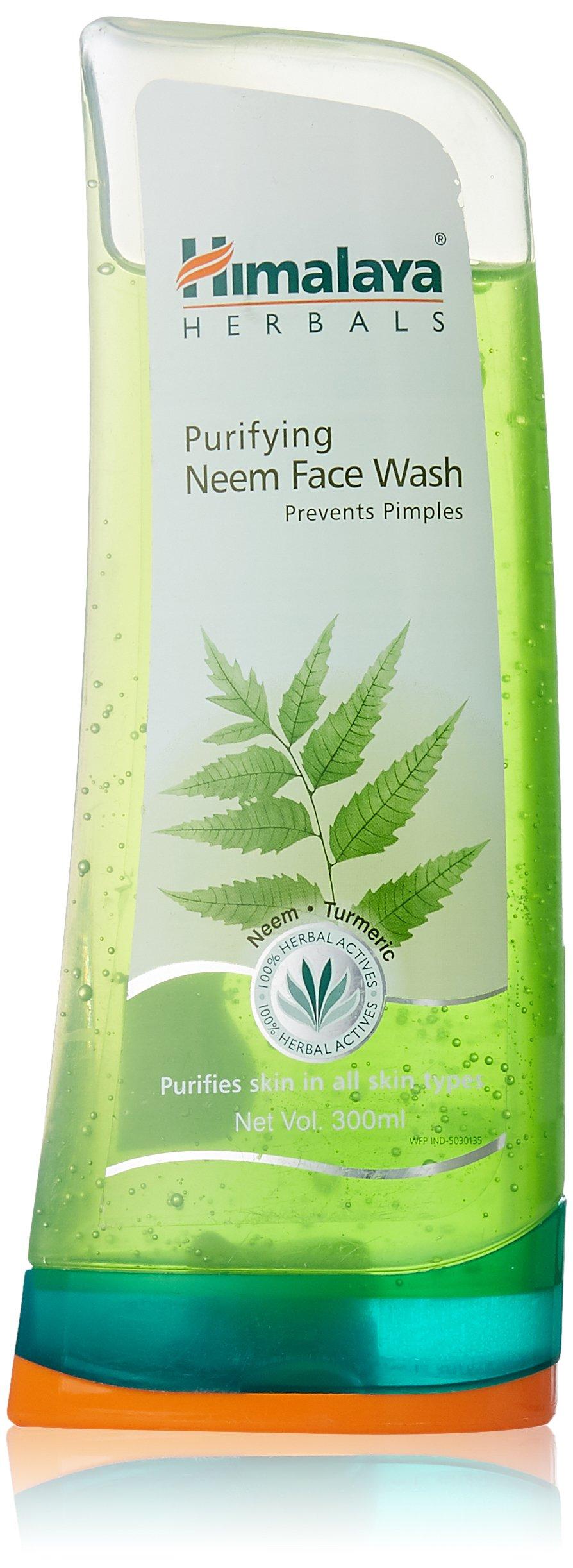 Himalaya Herbals Purifying Neem Face Wash, 300ml product image