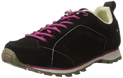 Dachstein Damen Skywalk LC Wmn Walkingschuhe, Black/Fuchsia, 41 EU