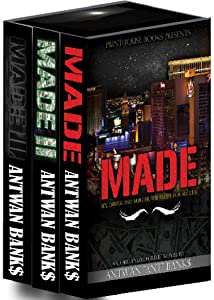 MADE: Bestselling Las Vegas Organized Crime Thriller Series (Trilogy eBox set / 3 books for price of 1)