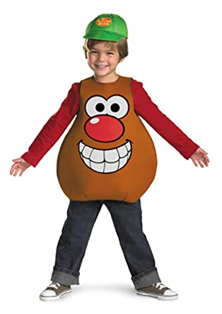 amazoncom mr potato head classic child costume toddler 3t 4t clothing
