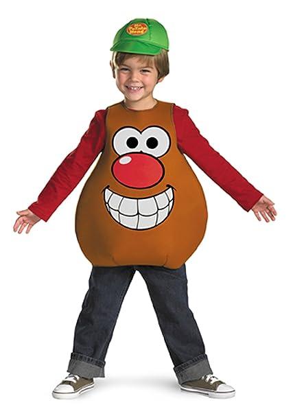 mr potato head classic child costume toddler 3t 4t