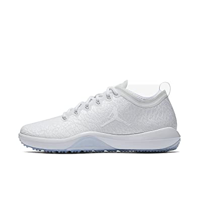 f73c83ef19b71f Jordan Trainer 1 Low Mens Cross-Trainer-Shoes 845403-100 9 - White . Passez  la ...