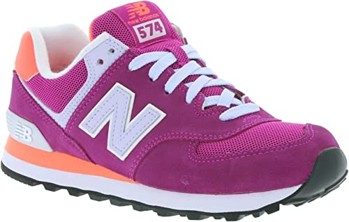New Balance Damen Nbwl574cpi High-top, Rosa