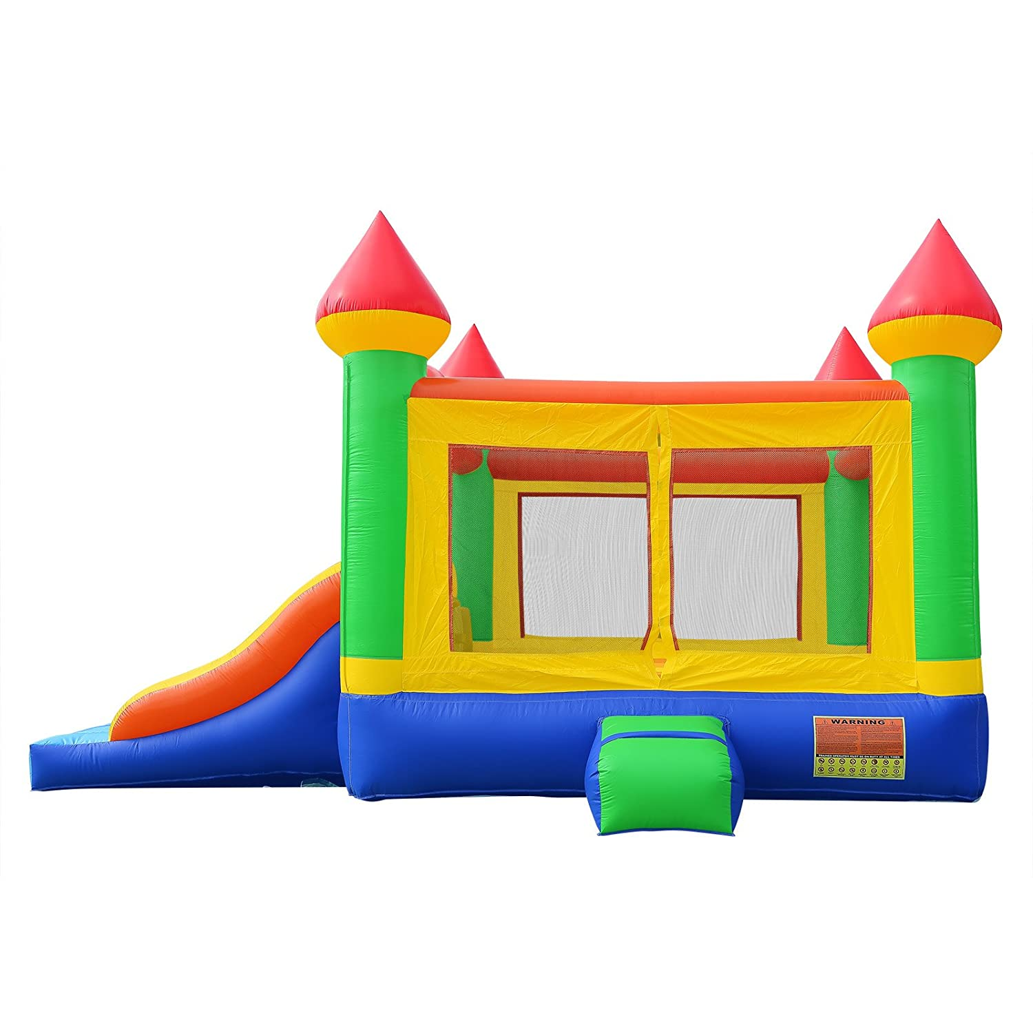 Amazon Inflatable HQ mercial Bounce House Mega Double