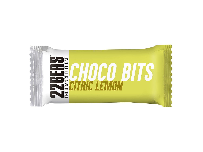 226ERS Endurance Bar Choco Bits 12 x 60g Limón: Amazon.es ...