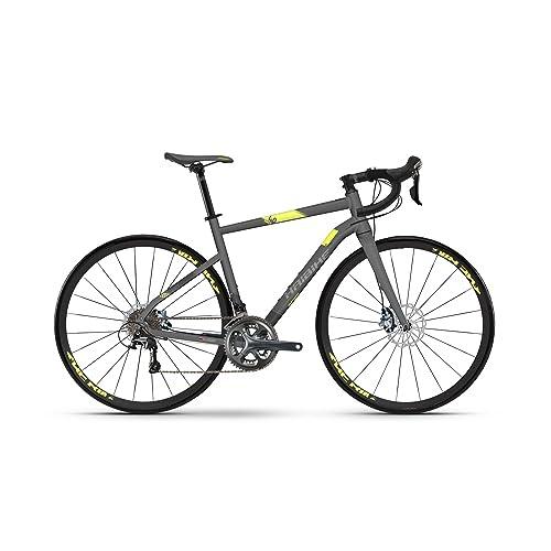 "'Haibike vélo Seet Race 4.028""24-velocità taille 59noir/jaune 2018(ciclocross Gravel)/Bike Seet Race 4.02824-Speed Size 59black/yellow 2018(Cyclocros"