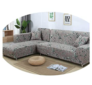 Amazon.com: Modern Sofa Cover for Sectional L Shaped Sofa ...
