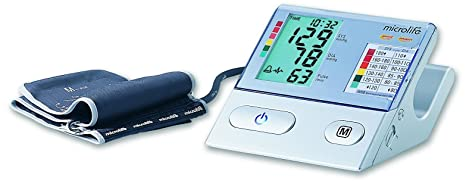 Amazon.com: Microlife BPA100 PLUS Blood Pressure Monitor: Health & Personal Care