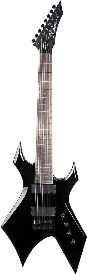 Bc Rich Warlock Lucky 8 8 String Guitarra Eléctrica Musical Instruments