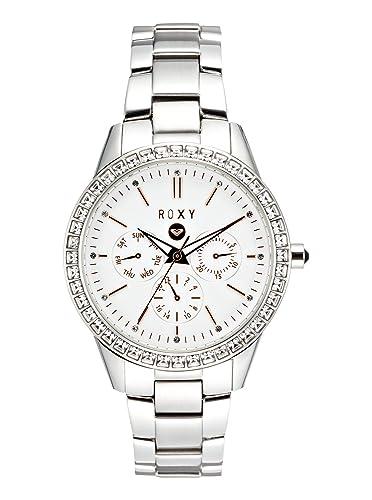 Roxy ERJWA00011-XSSW - Reloj para Mujeres Color Plateado: Amazon.es: Relojes