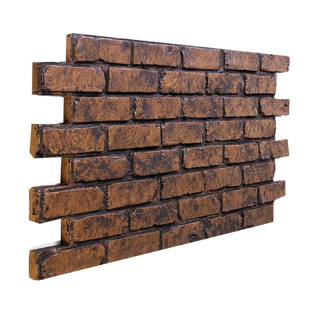 BuyFauxSone Chicago Brick Wall Panel STONE WHITE