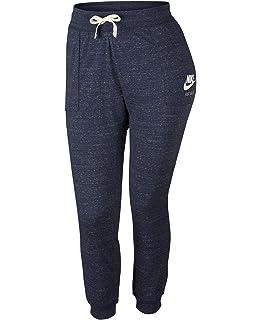 0955e0dc04e4e Nike Women s Plus Size Sportswear Vintage Style Logo Print Sweatpants