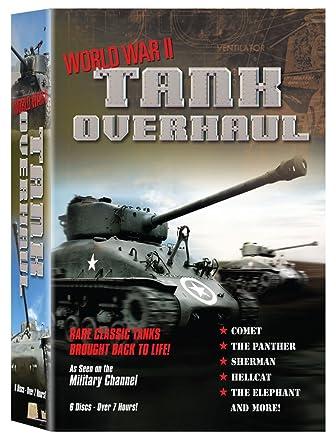 Amazon com: World War II: Tank Overhaul: n/a: Movies & TV