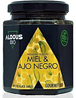 Auténtica Miel Ecológica con Ajo Negro ecológico | Producto ...