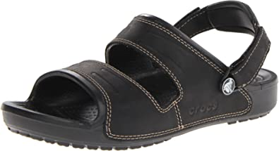 994bf3c2ede crocs Men s Yukon Two-Strap Sandal