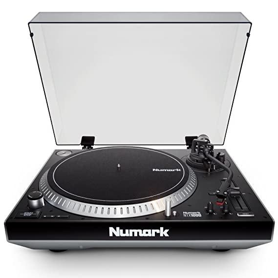 Numark TT250USB | Plato giradiscos de DJ Profesional de Tracción ...