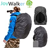 Joy Walker Backpack Rain Cover Waterproof Breathable Suitable for (15-30L, 30-40L, 40-55L) Backpack Hiking /Camping /Traveling