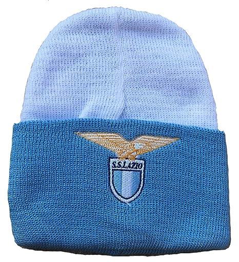 più recente ottima vestibilità prodotto caldo sslazio Cuffia Lazio Cappello Cappellino Ufficiale Berretto ...