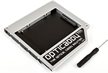Opticaddy© SATA-3 HDD/SSD Caddy Adaptador para Apple MacBook (2006 ...