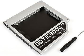 Opticaddy© SATA-3 HDD/SSD Caddy Adaptador para Apple MacBook (2006 ...