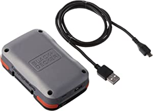 BLACK+DECKER GoPak Battery with USB Charging Cable (BCB001K)