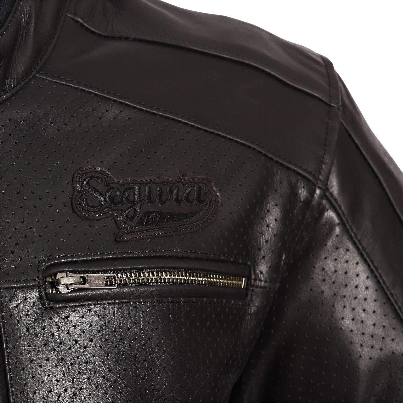 talla M Negro Segura scb1100/chaqueta moto