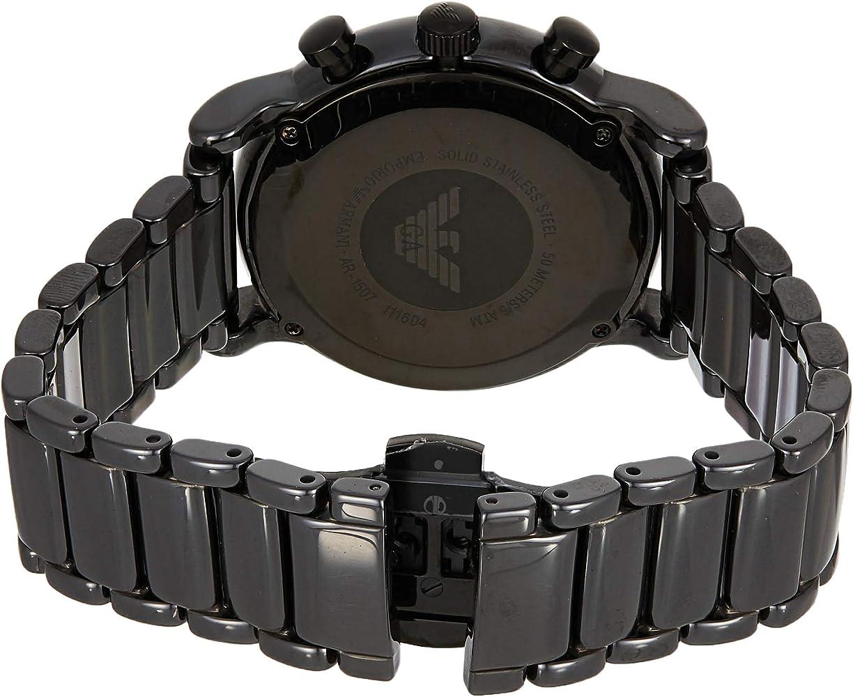 Emporio Armani Reloj Unisex de Analogico AR1507: Emporio Armani: Amazon.es: Relojes
