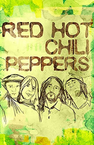 Amazon.com: Red Hot Chili Peppers - Pop Art Poster / Wall Art ...