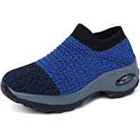 OUSIMEN Calzado Deportivo para Mujer Calzado Deportivo Calzado Deportivo para Aire Cojín de Aire Calzado Deportivo para…