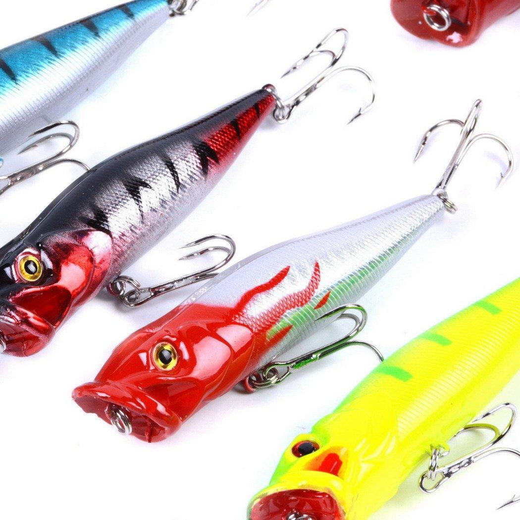 Aorace Saltwater Fishing Lures Squid Laser Salwater 3D Minnow Fishing Lures Salt Swimbait Wobbler